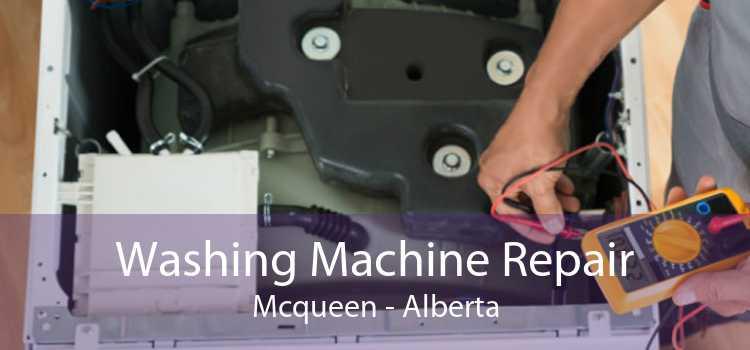 Washing Machine Repair Mcqueen - Alberta