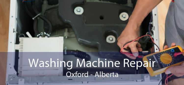 Washing Machine Repair Oxford - Alberta