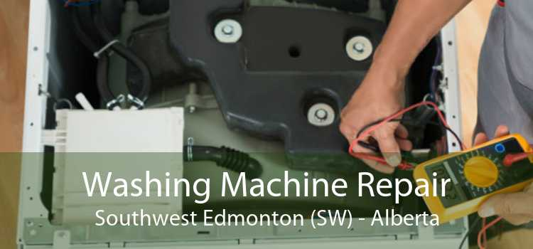 Washing Machine Repair Southwest Edmonton (SW) - Alberta